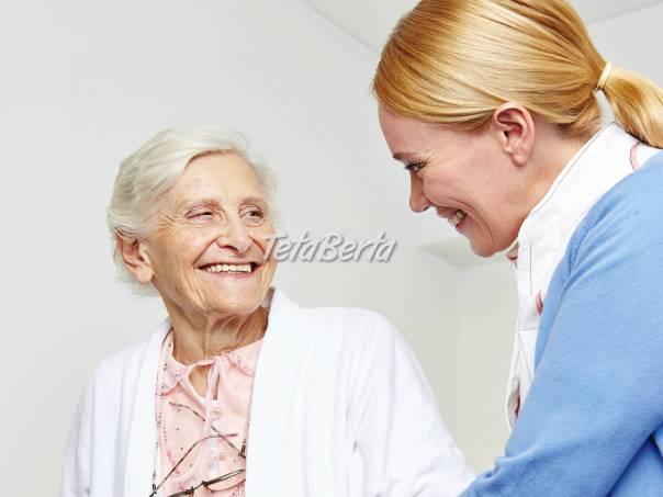 PRACOVNÁ PRÍLEŽITOSŤ pre opatrovateľky a zdravotné sestry, foto 1 Práca, Práca v zahraničí | Tetaberta.sk - bazár, inzercia zadarmo
