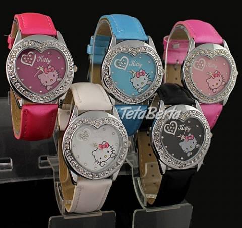 Hello Kitty hodinky srdce, foto 1 Móda, krása a zdravie, Hodinky a šperky | Tetaberta.sk - bazár, inzercia zadarmo