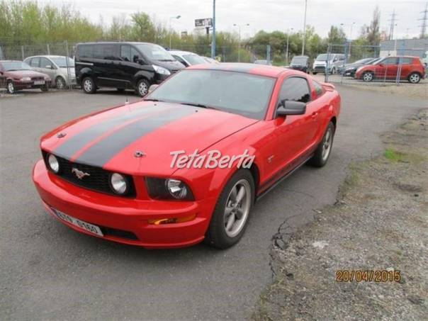 Ford Mustang GT 4,0 V6, foto 1 Auto-moto, Automobily   Tetaberta.sk - bazár, inzercia zadarmo