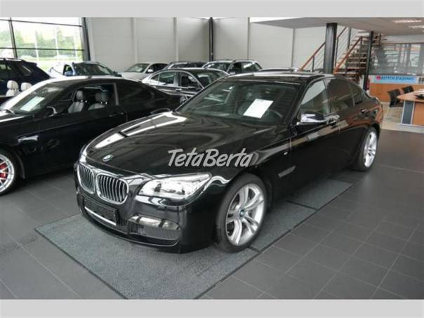 BMW Řada 7 740d xDrive M-paket JAKO NOVÉ, foto 1 Auto-moto, Automobily | Tetaberta.sk - bazár, inzercia zadarmo