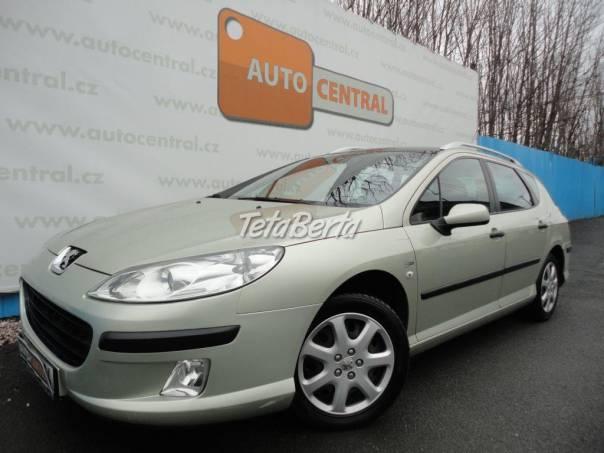 Peugeot 407 SW 2.0 HDi 100kW, automat., foto 1 Auto-moto, Automobily   Tetaberta.sk - bazár, inzercia zadarmo
