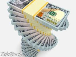 Finanční pomoc každému čestnému člověku. , Obchod a služby, Financie  | Tetaberta.sk - bazár, inzercia zadarmo