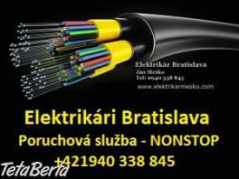 Elektrikár Bratislava + okolie , Hobby, voľný čas, Ostatné  | Tetaberta.sk - bazár, inzercia zadarmo