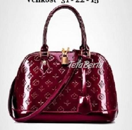 Souprava Luxusní kabelka a peněženka, foto 1 Móda, krása a zdravie, Kabelky a tašky | Tetaberta.sk - bazár, inzercia zadarmo