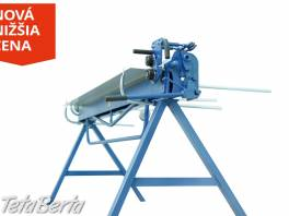 Ruční ohýbačka plechu ZGR 2000/0.8mm , Dom a záhrada, Náradie  | Tetaberta.sk - bazár, inzercia zadarmo