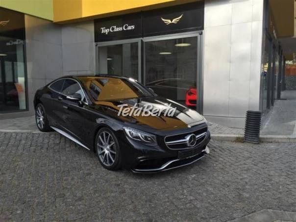 Mercedes-Benz Třída S Coupé 63 AMG 4M SKLADEM, foto 1 Auto-moto, Automobily | Tetaberta.sk - bazár, inzercia zadarmo