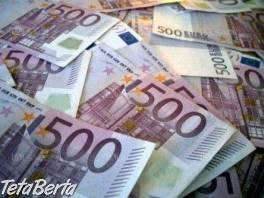 pôžicka ponuka , Práca, Brigáda  | Tetaberta.sk - bazár, inzercia zadarmo