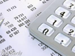 Účtovníctvo, dane, mzdy , Práca, HR a účtovníctvo  | Tetaberta.sk - bazár, inzercia zadarmo