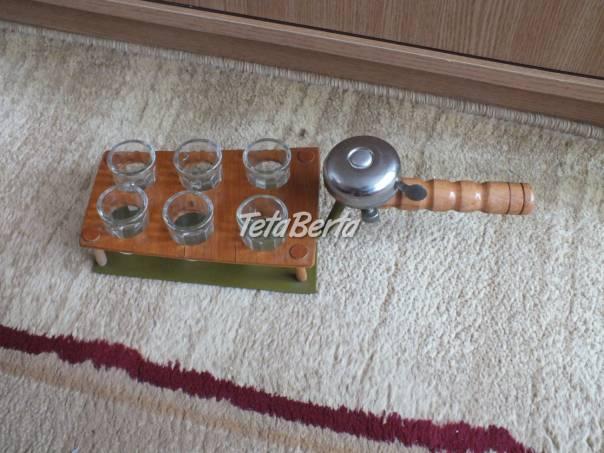 Predám kelňu so štamperlíkmi. , foto 1 Dom a záhrada, Vybavenie kuchyne | Tetaberta.sk - bazár, inzercia zadarmo
