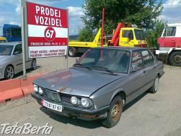 BMW Řada 5 E