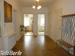 Prenájom 4,5 izbového tehlového bytu po kompletnej rekonštrukcii v Starom Meste na Vlčkovej ul.
