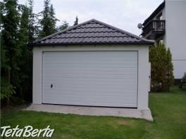 Montovaná garáž s omítkou - celá SR , Reality, Garáže, parkovacie miesta    Tetaberta.sk - bazár, inzercia zadarmo