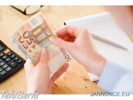 Ponuka pôžičiek medzi jednotlivcami bez obáv , Obchod a služby, Financie  | Tetaberta.sk - bazár, inzercia zadarmo
