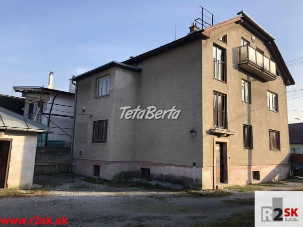 Predáme rodinný dom s troma bytovými jednotkami, Žilina - Lietavská Lúčka, R2 SK., foto 1 Reality, Domy   Tetaberta.sk - bazár, inzercia zadarmo