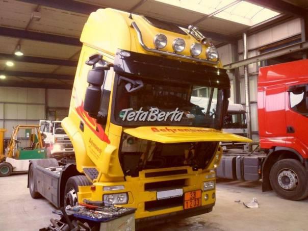 Iveco  Stralis AT 440 - turbo, foto 1 Auto-moto   Tetaberta.sk - bazár, inzercia zadarmo