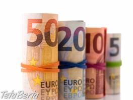 Financná pomoc jednotlivcom   , Práca, Kancelária - administratíva  | Tetaberta.sk - bazár, inzercia zadarmo