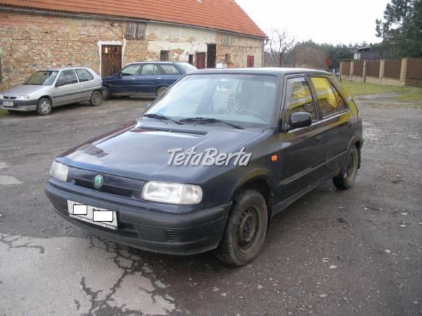 Škoda Felicia 1.3 LXi  50 kW Eko zaplaceno, foto 1 Auto-moto, Automobily | Tetaberta.sk - bazár, inzercia zadarmo