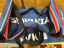 Predám tašku na kolieskach Slovakia Olympic. , Hobby, voľný čas, Šport a cestovanie  | Tetaberta.sk - bazár, inzercia zadarmo