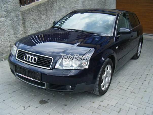 Audi A4 2,5TDi 120kW,Koup.ČR, foto 1 Auto-moto, Automobily | Tetaberta.sk - bazár, inzercia zadarmo