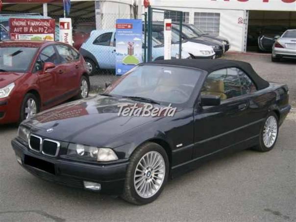 BMW Řada 3 3 318i KABRIOLET PO RENOVACI, foto 1 Auto-moto, Automobily | Tetaberta.sk - bazár, inzercia zadarmo