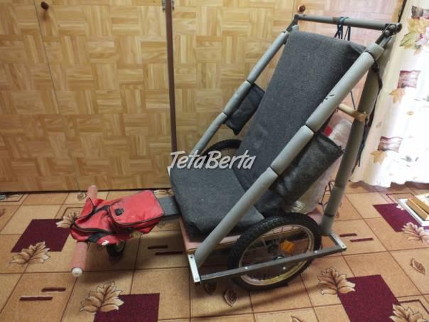 Predám vozik na korculovanie ako pomôcka pre začiatočníkov. Ale môže slúžiť ako vozík pre dopelého človeka., foto 1 Móda, krása a zdravie, Doplnky a príslušenstvo | Tetaberta.sk - bazár, inzercia zadarmo