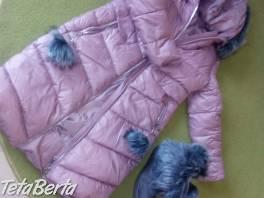 Zimná bunda + čižmy , Móda, krása a zdravie, Oblečenie    Tetaberta.sk - bazár, inzercia zadarmo