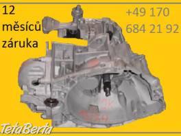 Převodovka Fiat Ducato 2.8 JTD 15