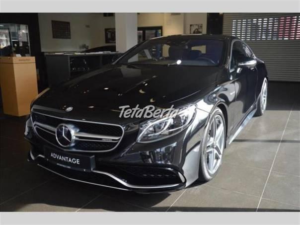 Mercedes-Benz Třída S Coupe 63 AMG 4M   5.5, foto 1 Auto-moto, Automobily | Tetaberta.sk - bazár, inzercia zadarmo