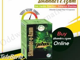 Veľkoobchod s kapsulami Sikander E Azam Plus - Hashmi Products , Móda, krása a zdravie, Starostlivosť o zdravie  | Tetaberta.sk - bazár, inzercia zadarmo