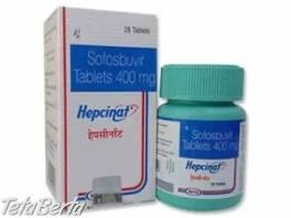 HEPCINAT 400 mg Sofosbuvir tableta , Móda, krása a zdravie, Starostlivosť o zdravie  | Tetaberta.sk - bazár, inzercia zadarmo