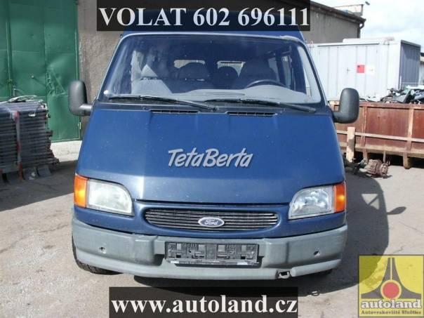 Ford Transit 2,5, foto 1 Auto-moto | Tetaberta.sk - bazár, inzercia zadarmo