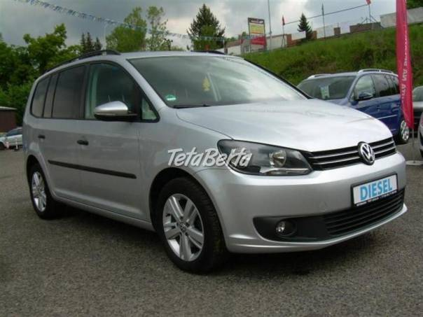 Volkswagen Touran 1,6 TDi,77 Kw, BMT, 16 ALU, foto 1 Auto-moto, Automobily   Tetaberta.sk - bazár, inzercia zadarmo