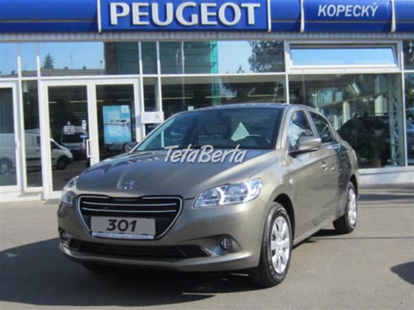 Peugeot 301 ACTIVE 1.2 PureTech 72k, foto 1 Auto-moto, Automobily | Tetaberta.sk - bazár, inzercia zadarmo