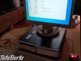 Predám počítač HP Compaq CoreDuo2 aj s monitorom. , Elektro, Počítačové zostavy  | Tetaberta.sk - bazár, inzercia zadarmo