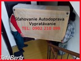 Žilina SUPER ceny Sťahovania tel:0902 210 099, Odvoz na zber. , Dom a záhrada, Sťahovanie  | Tetaberta.sk - bazár, inzercia zadarmo