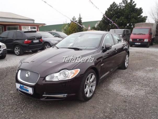 Jaguar XF 3.0 D V6 LUXURY, 25000 KM, foto 1 Auto-moto, Automobily | Tetaberta.sk - bazár, inzercia zadarmo