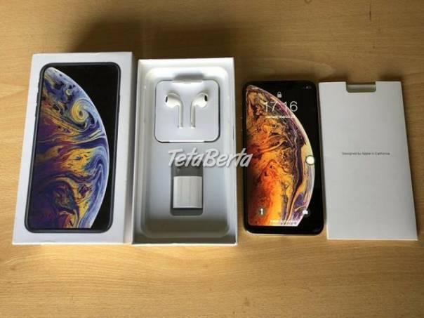 IPhone xs max 512gb...700USD, foto 1 Elektro, Mobilné telefóny | Tetaberta.sk - bazár, inzercia zadarmo