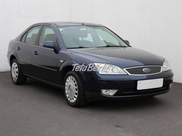 Ford Mondeo  2.0, ČR, dig. klimatizace, foto 1 Auto-moto, Automobily | Tetaberta.sk - bazár, inzercia zadarmo