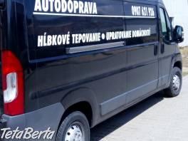 Vyťaženie dodávky , Práca, Doprava  | Tetaberta.sk - bazár, inzercia zadarmo