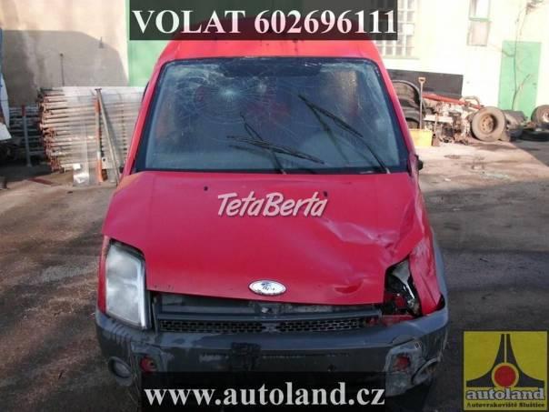 Ford Transit Connect 1,8, foto 1 Auto-moto   Tetaberta.sk - bazár, inzercia zadarmo