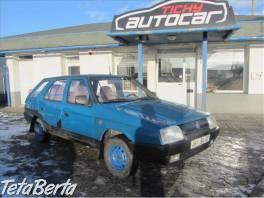 Škoda Forman 1.3 135 LS