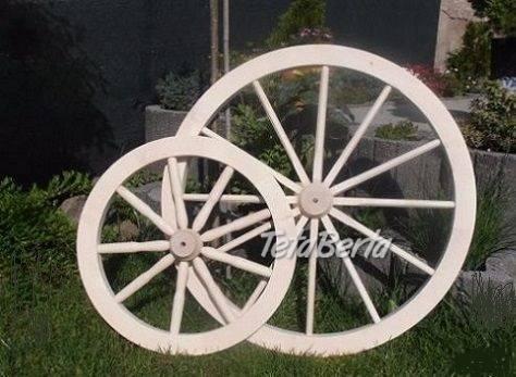 Dekoratívne koleso, foto 1 Dom a záhrada, Záhradný nábytok, dekorácie | Tetaberta.sk - bazár, inzercia zadarmo