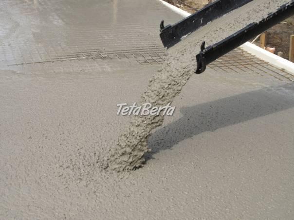 beton suchy polosuchy s dovozom Kosice okolie, foto 1 Dom a záhrada, Záhradný nábytok, dekorácie | Tetaberta.sk - bazár, inzercia zadarmo