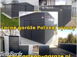 Lacné garáže Poľskej výroby , Reality, Garáže, parkovacie miesta  | Tetaberta.sk - bazár, inzercia zadarmo
