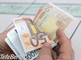 Finančná pomoc jednotlivcom   , Práca, Počítače a IT  | Tetaberta.sk - bazár, inzercia zadarmo