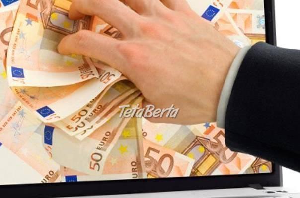 Vážna ponuka pôžičky, foto 1 Obchod a služby, Financie   Tetaberta.sk - bazár, inzercia zadarmo