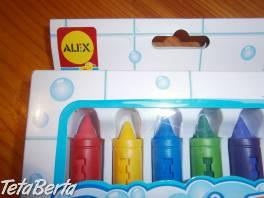 mydlove farbicky ALEX , Pre deti, Hračky  | Tetaberta.sk - bazár, inzercia zadarmo