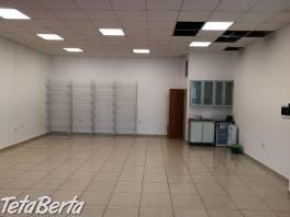Prenájom obchodného priestoru, ÚP 100 m2, BA iii - Nová Mesto