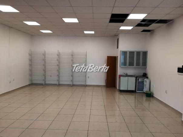 Prenájom obchodného priestoru, ÚP 100 m2, BA iii - Nová Mesto, foto 1 Reality, Kancelárie a obch. priestory | Tetaberta.sk - bazár, inzercia zadarmo
