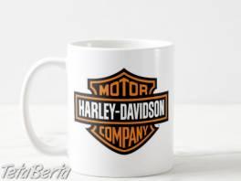 Hrnček Harley Davidson , Obchod a služby, Stroje a zariadenia  | Tetaberta.sk - bazár, inzercia zadarmo